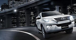 eksterior all new fortuner 2016