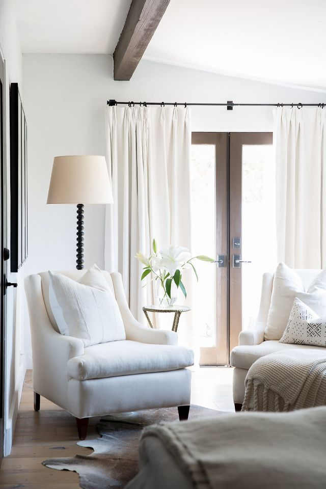 Curtain Ideas For Large Living Room Windows In Little Girl Rooms