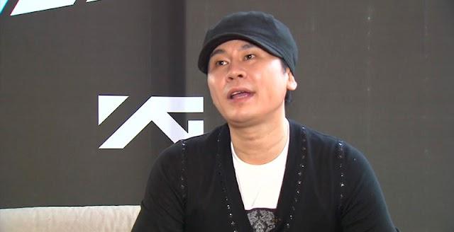 Yang Hyun Suk reservado oficialmente por mediar la prostitución