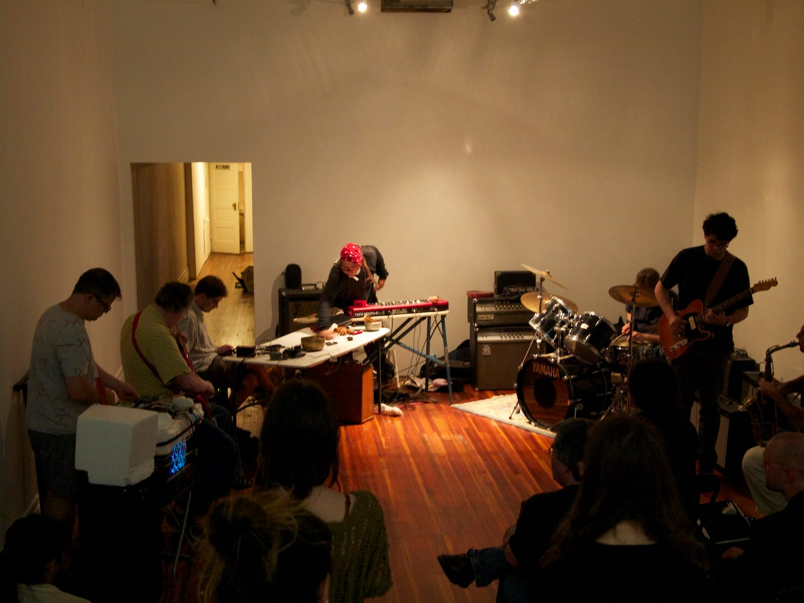 Borbetomagus Live At In Roads
