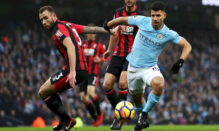 Video Cuplikan Gol Manchester City 4-0 Bournemouth | Liga Inggris Pekan 19