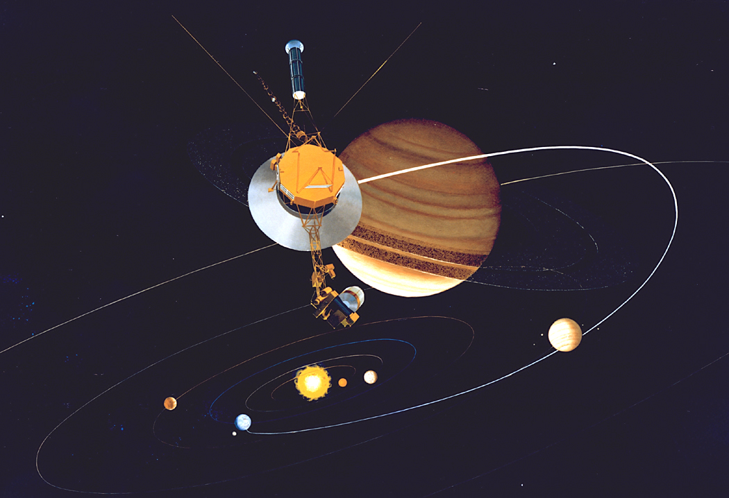 nasa voyager leaving the solar system - photo #20