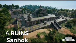 ruins in real life pubg mobile