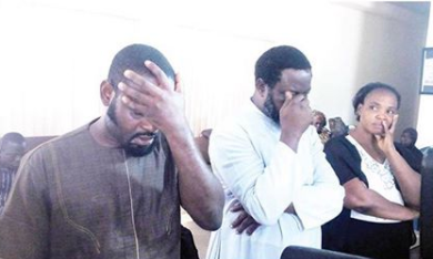 Reverend Father Chike Detained For Stealing 1 Year Old Baby