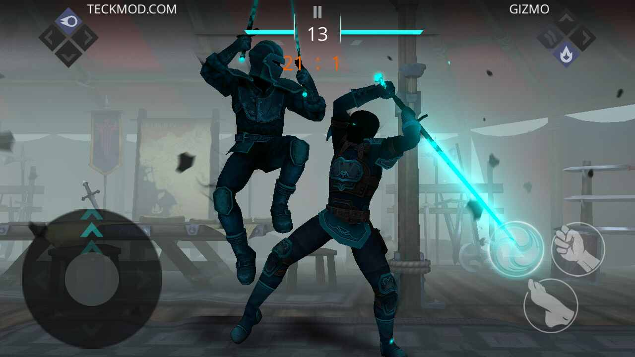 Download Shadow Fight 3 Mod Apk-[Mod+Apk+PATCH]
