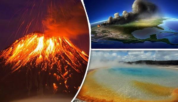 El supervolcán de Yellowstone, ¿a punto de erupción?: 63 recientes temblores hacen recelar a los científicos.