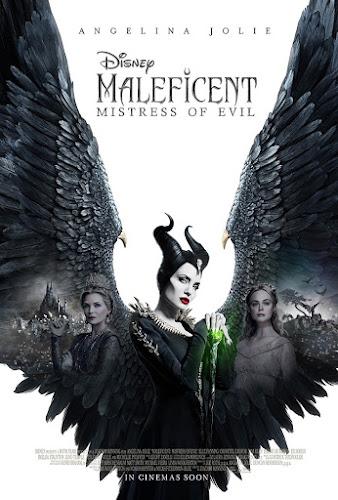 Maleficent Mistress Of Evil (BRRip 720p Dual Latino / Ingles) (2019)