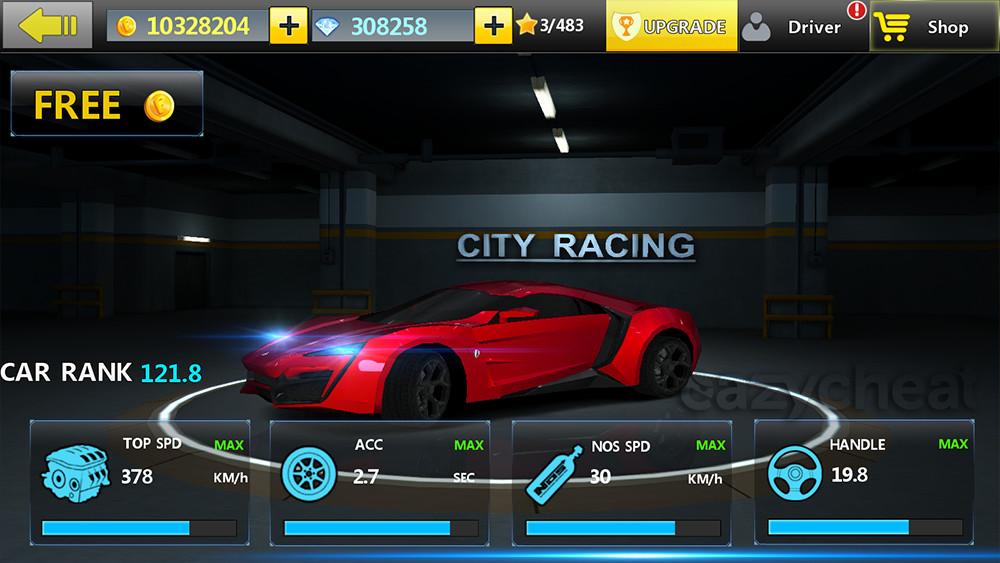 Game Balap Mobil Offline Mod Unlimited Money