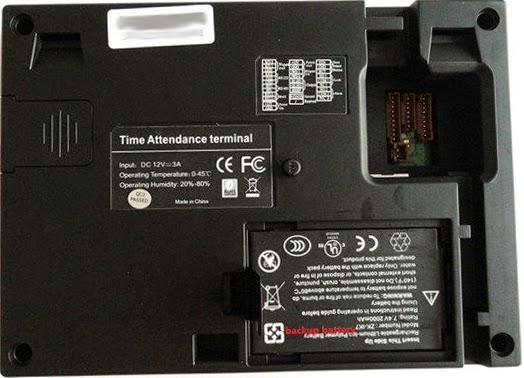 Perverting Embedded Devices - ZKSoftware Fingerprint Reader
