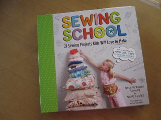 Sewing School book by Aimee Plumley