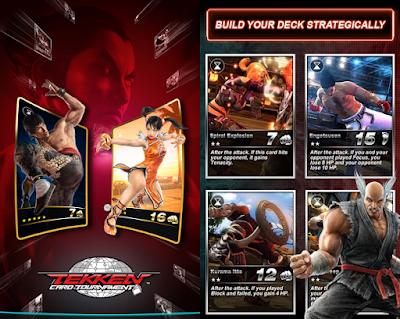 Tekken Card Tournament v3.420 Mod apk-3