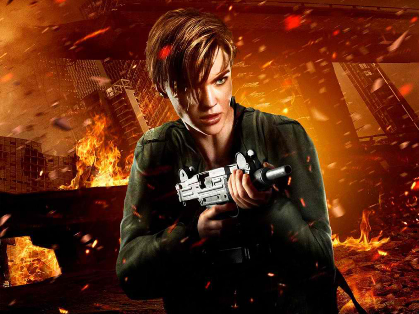 "Ruby Rose Resident Evil The Final Chapter Wallpaper 11863: Meet The Last Survivors In ""Resident Evil: The Final"
