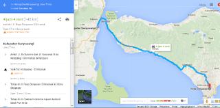 Cara Mengetahui Jarak Dengan Google Map