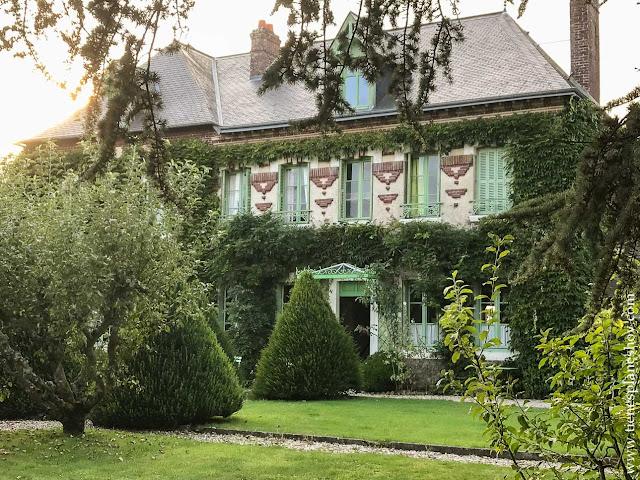 Alojamiento en Normandia Le Clos des ifs. roadtrip