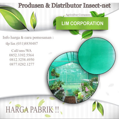 Lim Corporation | Produsen & Distributor Insect Net