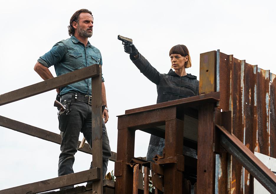 Esintiler Ve Anlar The Walking Dead 7sezon 16bölümsezon Finali