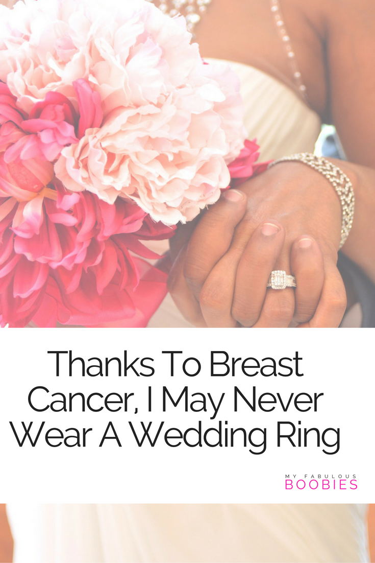 I May Never Wear A Wedding Ring