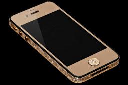 Daftar Handphone Paling Mahal Di Dunia, Cuma SULTAN Yang Mampu Beli