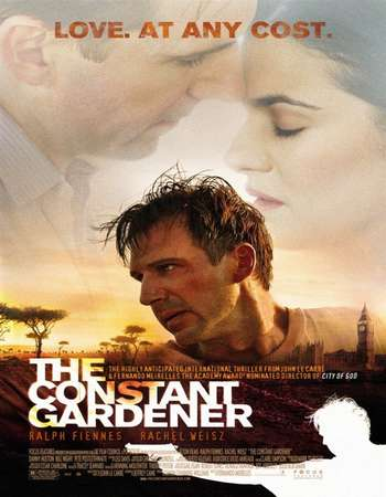 The Constant Gardener 2005 Hindi Dual Audio BRRip Full Movie Download