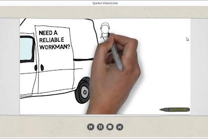 Aplikasi Membuat Video Tulisan Tangan