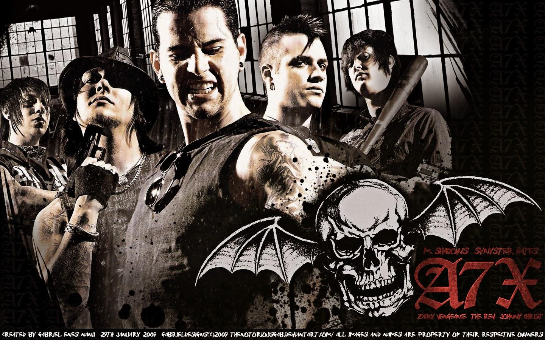 Koleksi Full Album Avenged Sevenfold | Haranew Software