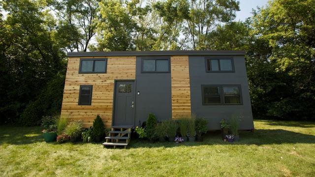 Tiny House Nation, Smart House