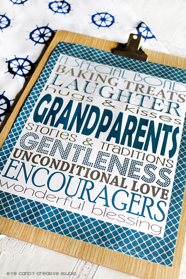 blessing, grandparents day, hugs & kisses, special bond, grandparents art