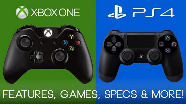 Features PlayStation Vs Xbox