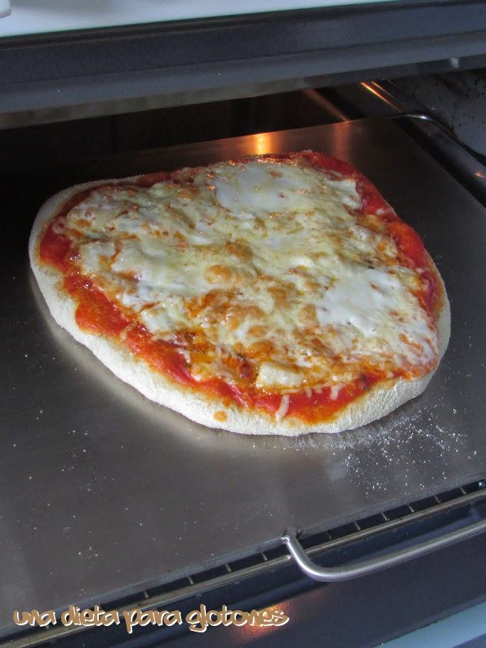 ¿Plancha de acero? ¡Pizzas de lujo!