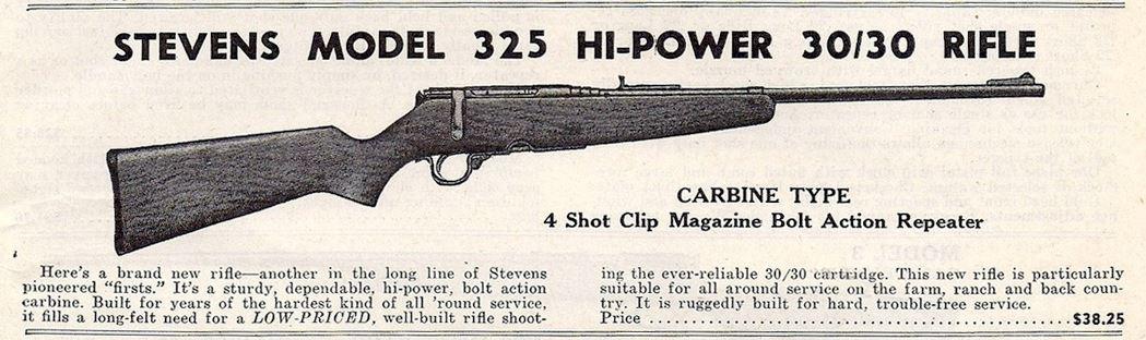 Image result for stevens model 325