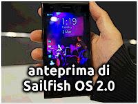 Anteprima Sailfish OS 2.0
