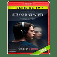 13 Reasons Why (2017) Temporada 1 Completa WEBRip 720p Audio Dual Latino-Ingles