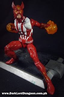Marvel Legends X-Men Series Sunfire Action Figure