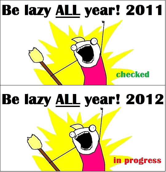 most important new years resolution