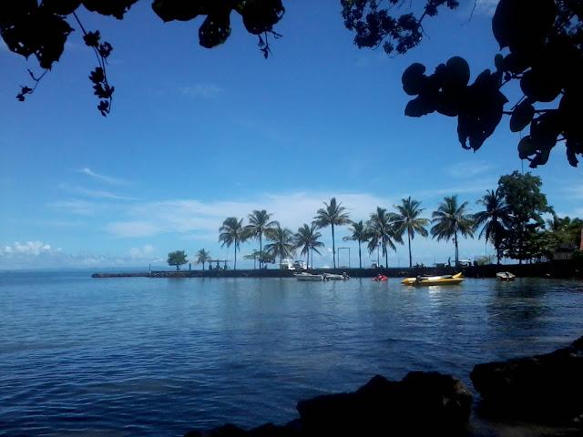 Tempat Wisata Pantai Carita Banten-carita banten-pantai carita