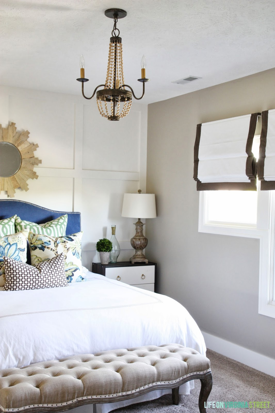 Guest Bedroom Updated Reveal - Life On Virginia Street