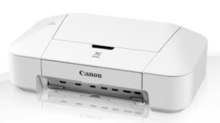 Der Canon Pixma iP2850 A4 Farbtintenstrahldrucker unterstützt eine breite Palette von Medienarten, bestehend aus glänzendem Papier und Kuverts.