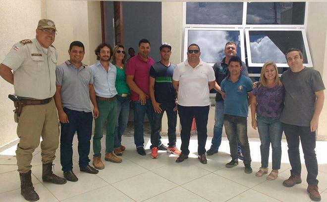 Morro do Chapéu:Poder Público e comunidade discutem demandas junto a cadeia produtiva de energia eólica