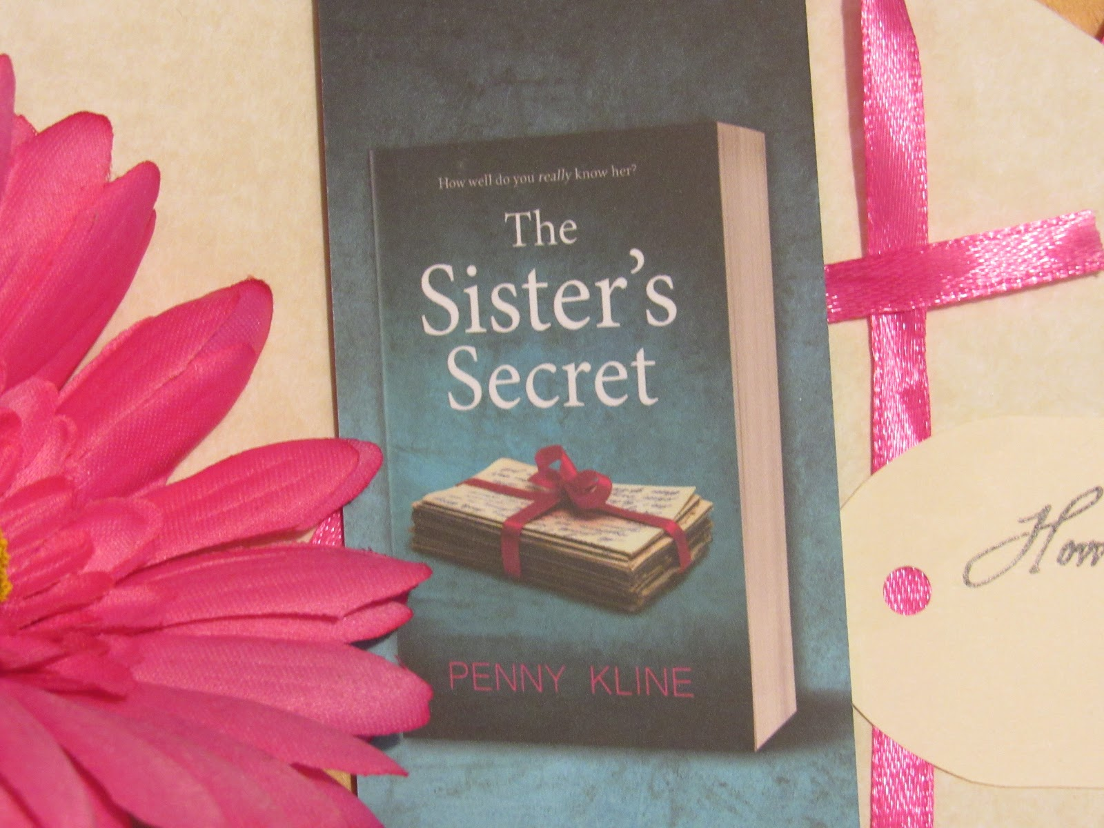 Blooming Fiction, lifestyle blog, The Sister's Secret cover reveal