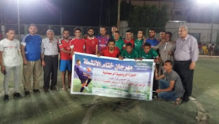 الشباب والرياضة بأسيوط تنظم مهرجان ختام الانشطة للدورة الرياضية في خماسي كرة القدم بالفتح
