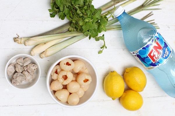 Resepi Air Soda Herbs Yang Menyegarkan