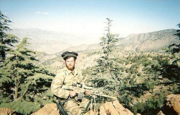 Бойові викладки військових фахівців армії США