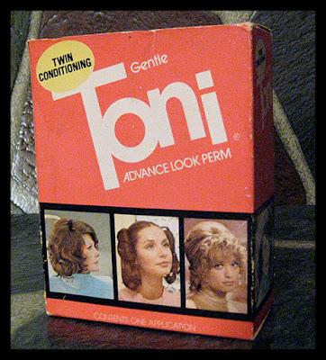 Toni Home Permanent