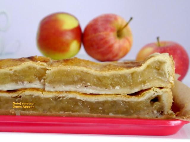 Amerykańska szarlotka - Apple pie - Czytaj więcej »