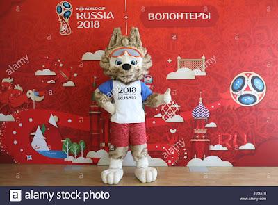 Maskot Piala Dunia 2018 - Blog Mas Hendra