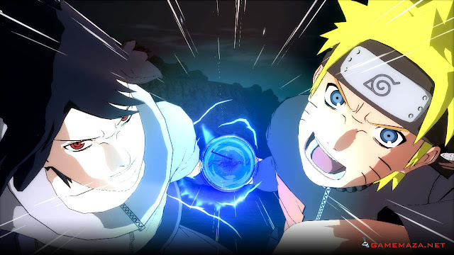 Naruto Shippuden Ultimate Ninja Storm Revolution Screenshot 1