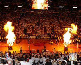 NBA Finals Tickets, Miami Heat vs Thunder, Luxury Suite Box