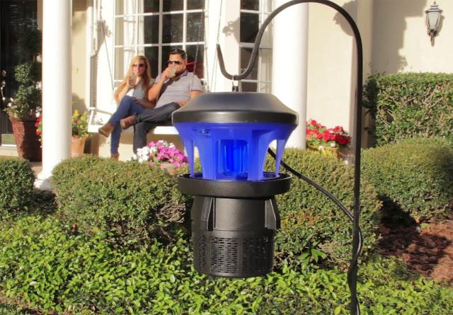 Viatek Rocket Insect Trap Giveaway 7/30