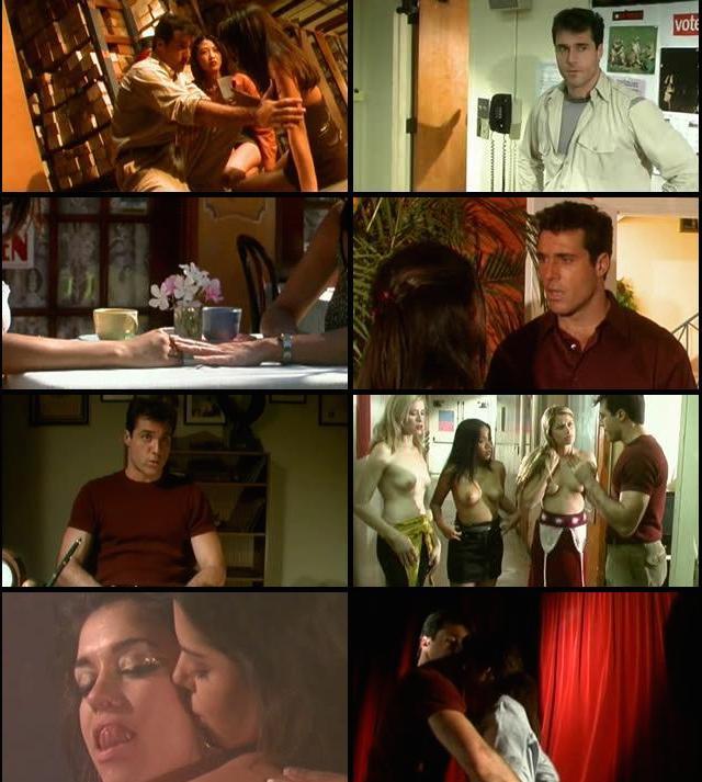 The Mummy's Kiss 2003 Dual Audio Hindi 720p DVDRip