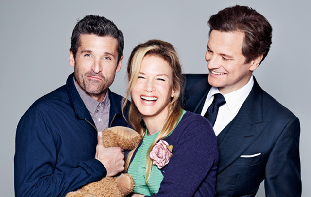 'Bridget Jones' Baby' lidera la taquilla española
